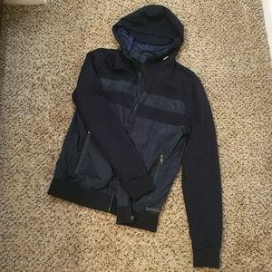 Zara Men Bomber Jacket with pockets